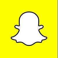 Snapchat social link